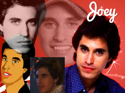 Joey is my #1, my crush, my inayopendelewa and most inspiring to me <333333