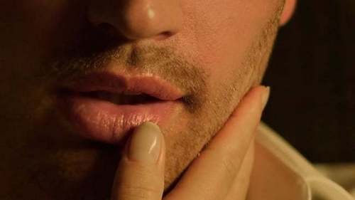 after Robert's lips,these are the other set of British lips I wanna kiss<3