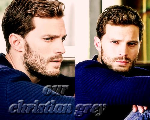 Jamie in blue<3