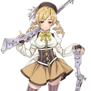 I got into the habit of summoning rifles from my skirt.