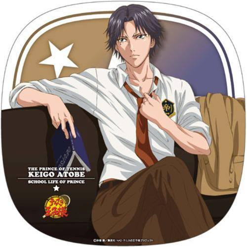 Keigo Atobe in Prince of Tennis. Not only he's the captain of his school's テニス club, he's also the student council president a.k.a. King of the school. It seems that he's the only one who's in the student council besides his friend Kabaji(who only serves him) since she believes he can work alone without anyone's help. Oh, and there's no vice-president in his テニス club and the committee. Oh, and did I mention that he has his own Student Council Room in his school and sponsored the room of his own personal sofa? <3