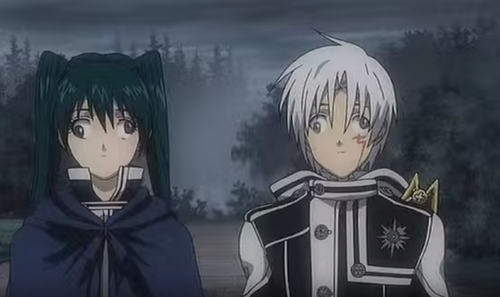 This scene from D. Gray-man abridged!