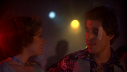 Joey looking at Donna <3333333