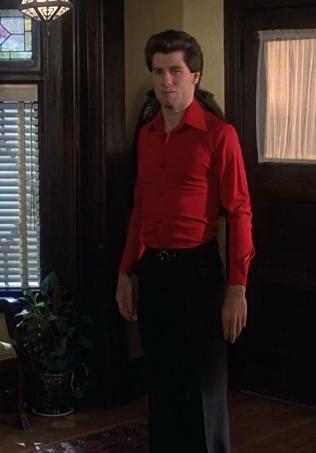 Stunning Travolta :)
