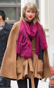 Tay with scarf<3