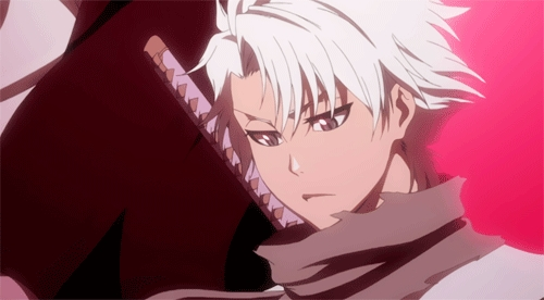 Toshiro from Bleach it's pretty bad culo with this one