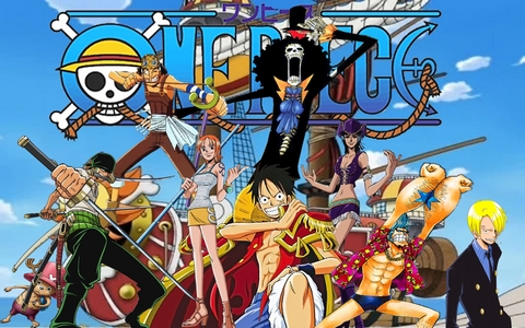 One piece is a good one
