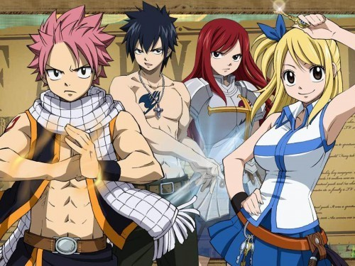 Probably Fairy Tail