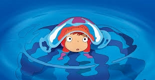 maybe Ponyo. It's from Studio Ghibli. it's a really cute an fun アニメ