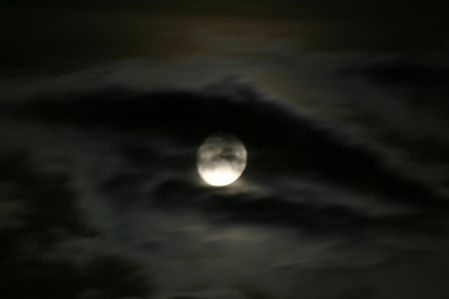 I Just Saw The Moon And Thought That It Resembles A Giant Eye.When It Seems Half It's Close And When It Is Full It's Open.Then Immediately The Image Of A Giant Being Watching Over Us Popped In My Mind.I'm Wondering What Is It And How It Looks Like.Also What If That Giant Being Is Real And The World We Know Is Just An Illusion Made par An Outer Force ? Also Can The Moon Really Affect Us And How Exactly ? I'm Also Wondering Why Did I Bothered To Write That When I Could Have Just Answered With Something plus Simple Like A Thought About A Movie ou A Series I Just Watched ou Maybe About A Book I Just Read...But Still... I Answered With Something Like That...Why Is That ? Could Someone Tell Me ?