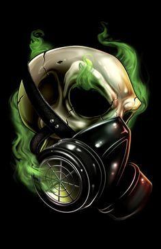 HE IS A TOXIC pengaduk, mixer & A SEALER