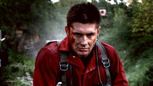 Jensen in My Bloody Valentine