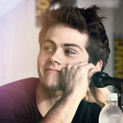 Not a character but an actor, real person. He is Dylan O'brien, one of the main stars of the TV tampil Teen serigala and the movie series The Maze Runner. And I think he is absolutely gorgeous.