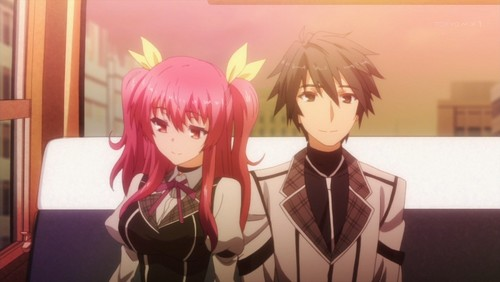A Chivalry of the Failed Knight is one thing I could think of. It features comedy and romance.