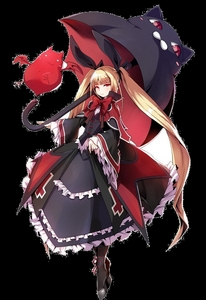 Rachel Alucard from BlazBlue