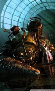All the BioShock games have a very interesting and unique stories.