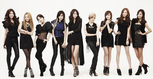 1. Seohyun 2. Sooyoung 3. Yoona 4. Taeyeon 5. Hyoyeon 6. Sunny 7. Yuri 8. Tiffany