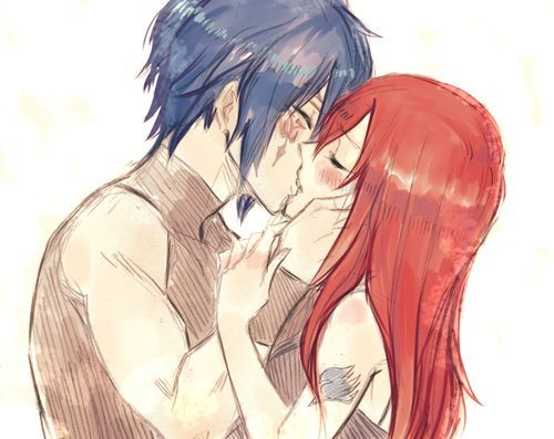 I have so many... but here's 3 of my избранное 1. Erza and Jellal - Fairy Tail (picture) 2. Winry and Edward - Fullmetal Alchemist 3. Mikaela and Yuuichiro - Owari no Seraph