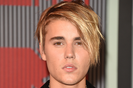 Justin's hair is <3
