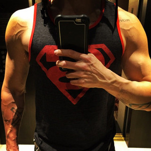 Leto's muscles<3