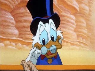 Uncle Scrooge McDuck <333