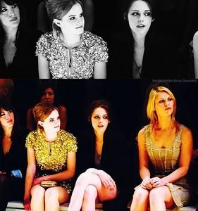 1.Emma 2. Kristen