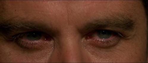 John दिखा रहा है his eyes :)