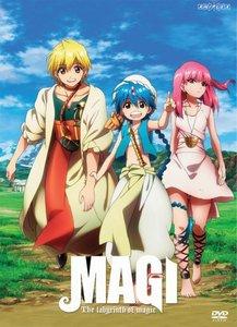 Magi is my most お気に入り アニメ ever!<3 :&#39;)