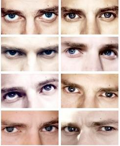 Jamie's eyes<3