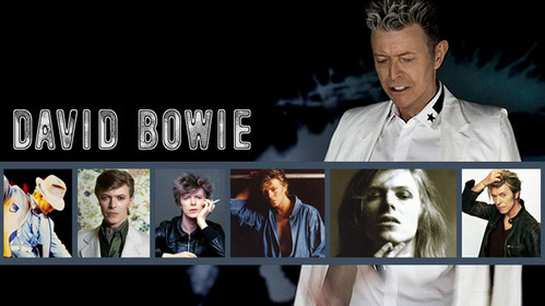 Bowie,for Hanna :)