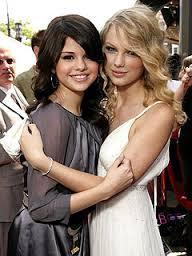 Selena and Taylor<333