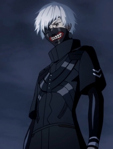 Ken Kaneki from Tokyo Ghoul has the same bintang sign as me SAGITTARIUS