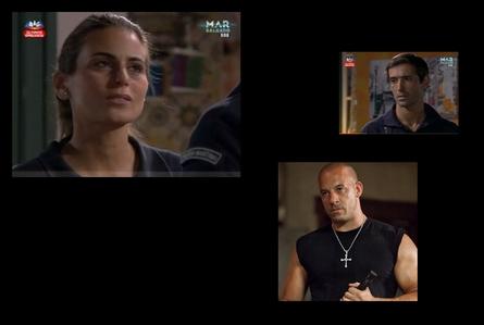 """I got three - Eva Correia Pelicano - Daniel Lopes - Dominic """"Dom"""" Toretto"""