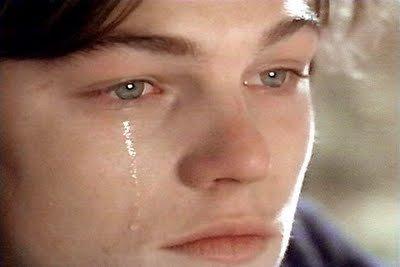 Leo crying :(
