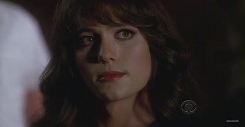 Jackson Rathbone looking very feminine on an episode of Criminal Minds:)