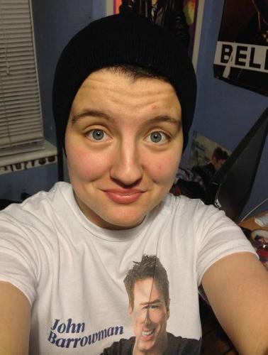 My John Barrowman t-shirt :D
