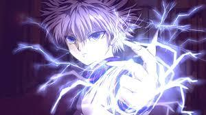 I wish Killua Zoldyck was real and my best friend! He is my top, boven favourite animè character of all time!!!!