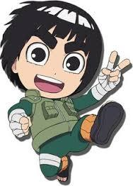 Rock Lee!!!!! cuz my birthday is 27th November, just like him :v and he's also a really fun person!!!! :D