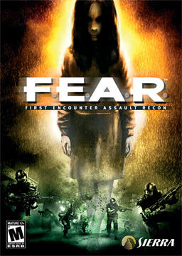 I couldn't help but find F.E.A.R interesting. I like horror and the graphics make it better. After all, I recommend it. XD