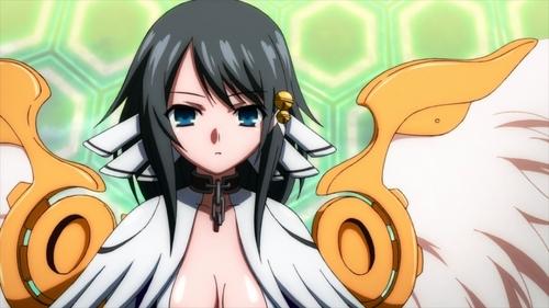 Hiyori Kazane from Sora No Otoshimono (Heaven's Lost Property)