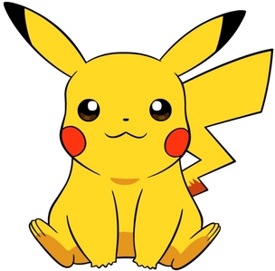 The colour of Pikachu.......Yellow!