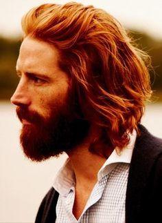 Red hair all the waaaay~