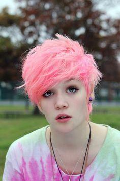 I upendo bubblegum pink
