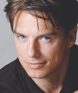 Victoria's man,John Barrowman...the ageless wonder:)