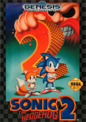 Sonic The Hedgehog 2!