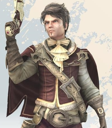 Reaver from Fable 2