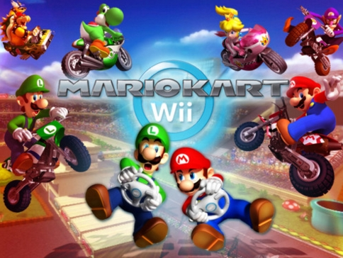 There are a number of games that come to my mind but if I had to name one it would be Mario Kart Wii,playing it just never gets old,it's always so fun!