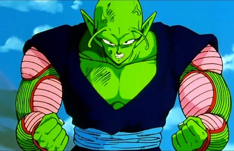 Surprised I was the first. Not wasting it now! Piccolo Jr. from DBZ. He inherited his father's tactical genius, and gained immense knowledge and wisdom from fusing with Kami