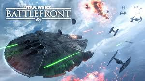 I really think étoile, star wars battlefront is the best étoile, star wars game ever made.