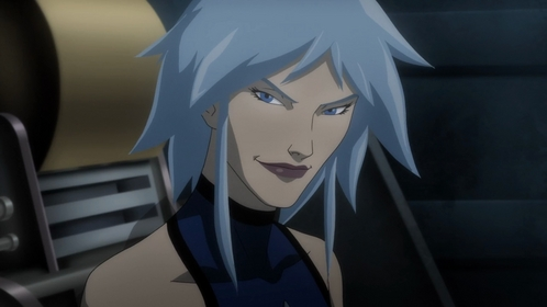 Killer Frost would be one of the many ice users I like.